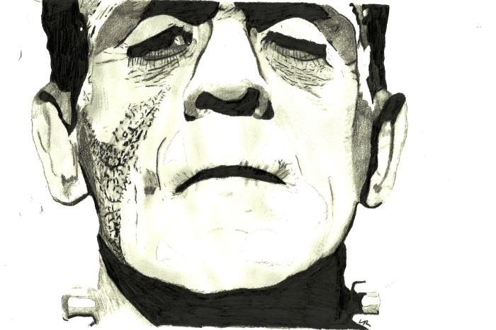 """Boris Karloff aka Frankenstein"""