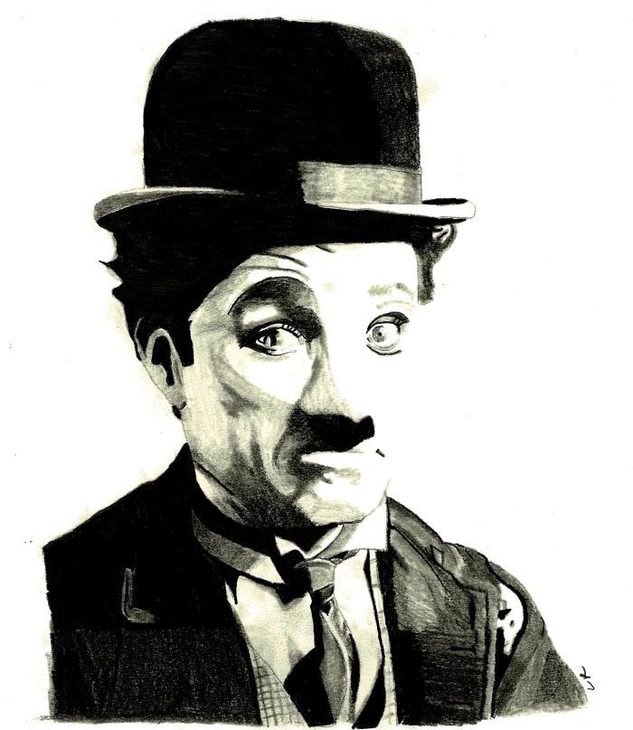 """Charlie Chaplin"""