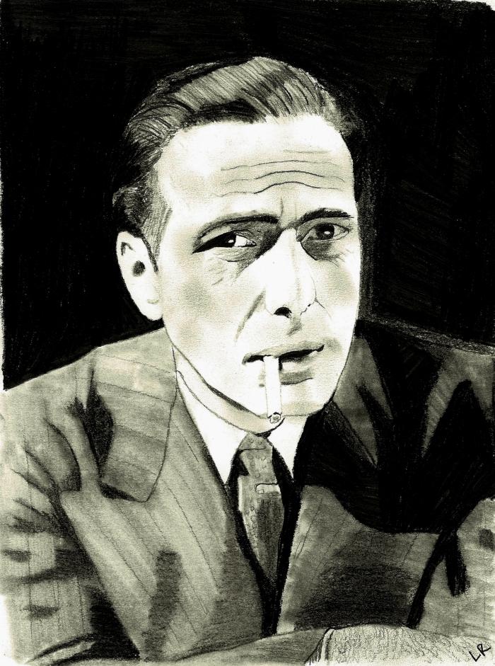 """Humphrey Bogart"""