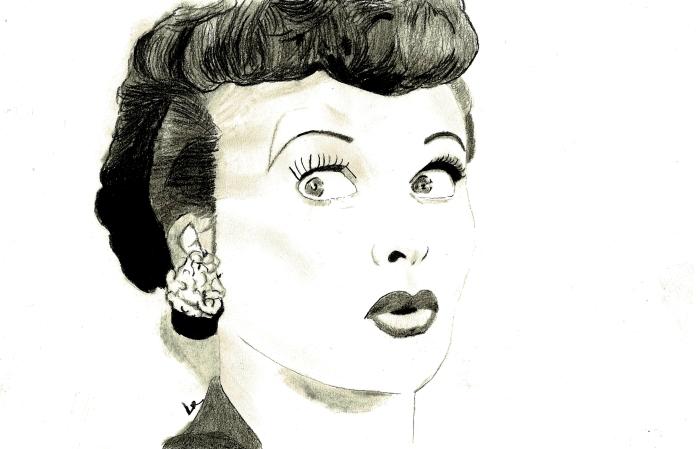"""""""Lucille Ball"""""""